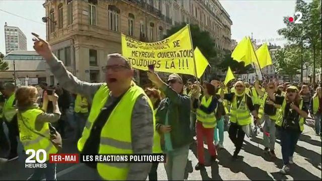 1er-Mai : les réactions politiques