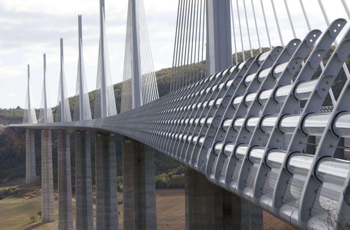 Le viaduc, ici photographié en 2008.  (David Muscroft/REX/REX/SIPA)