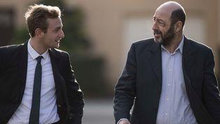 """Kacey Mottet Klein et Kad Merad dans """"Comme des rois"""" de Xabi Molia  (Guy Ferrandis)"""