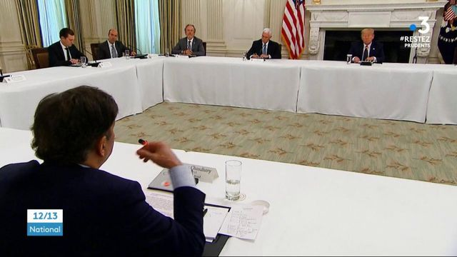 États-Unis : Donald Trump consomme de l'hydroxychloroquine