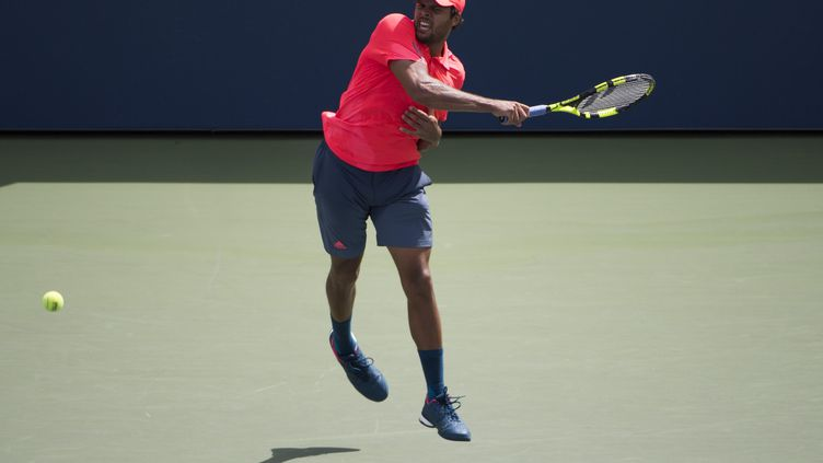 Jo-Wilfried Tsonga a battu le Sud-Africain Kevin Anderson au 3e tour. (MIKE FREY / BACKPAGE IMAGES LTD)
