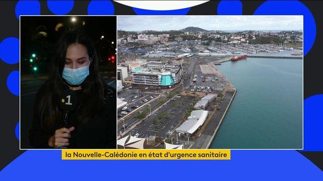 Covid-19 : flambée des contaminations en Nouvelle-Calédonie