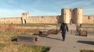 Les remparts d'Aigues-Mortes (Gard) sont désormais mieux protégés (CAPTURE ECRAN FRANCE 2)