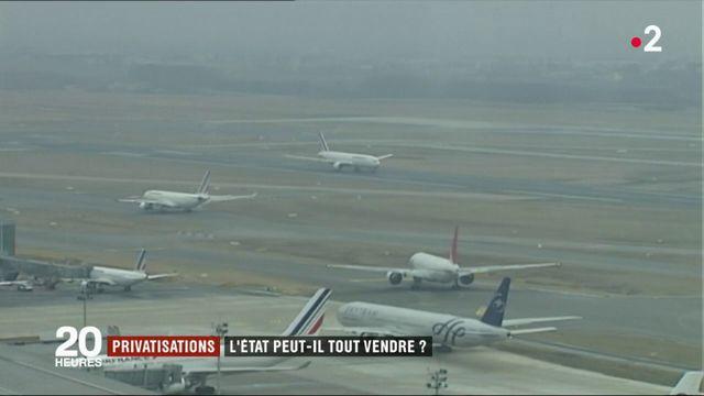 Privatisations : l'État peut-il vendre les aéroports parisiens ?