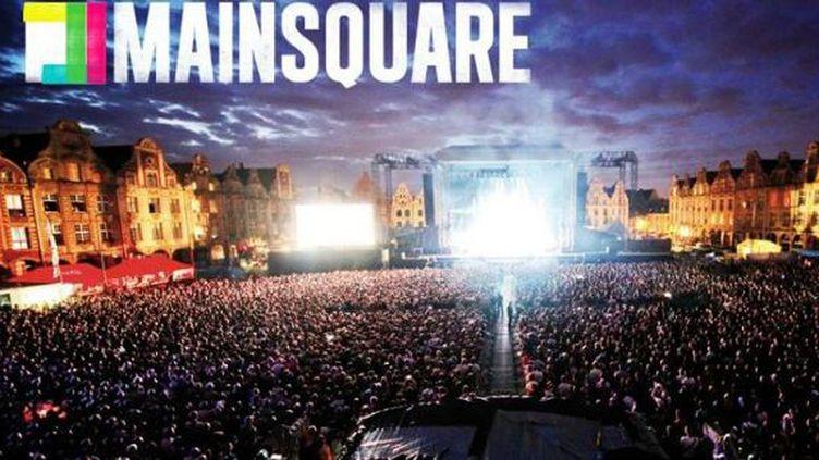 Cette année Le Main Square Festival accueillera plus de 100 000 personnes  (DR)