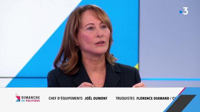 """""""Gilets jaunes"""" : Ségolène Royal demande le """"retrait des taxes"""" et appelle à """"l'apaisement"""""""