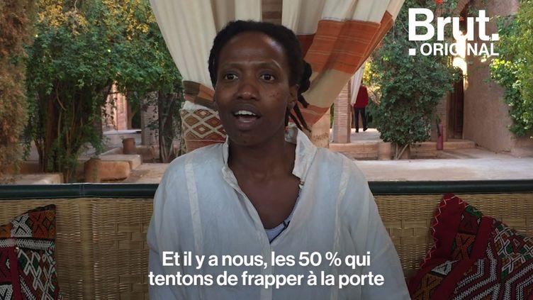 VIDEO. Les difficultés d'être une femme réalisatrice en Afrique (BRUT)