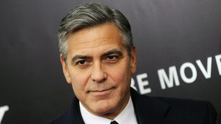 George Clooney à New York le 4 février 2014  (Landov / MaxPPP)