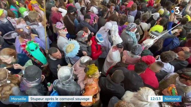 Marseille : l'inquiétude des habitants après le carnaval sauvage