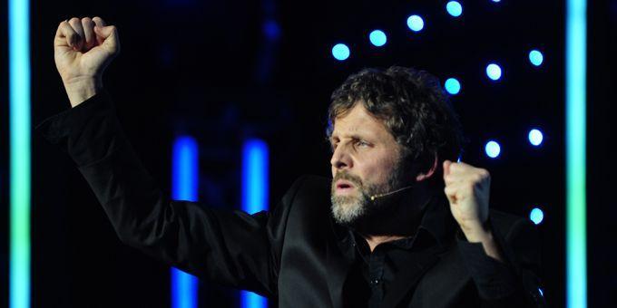 Stéphane Guillon  (Olivier Laban-Mattei/AFP)