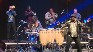 Al McKay's Earth, Wind & Fire Experience  (France 3 Loire)