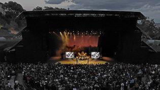 Nuits de Fourvière : ZZ TOP le 29 juin 2014  (Pierre Augros / MAXPPP)
