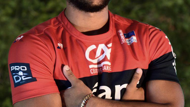 Le rugbyman du club d'AurillacLouis Fajfrowski est mort le 10 août 2018 lors d'une rencontre amicale. (THIERRY PRE / STADE AURILLACOIS CANTAL AUVERGNE)