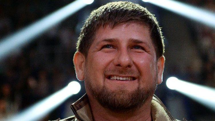 Ramzan Kadyrov a été nommé par Vladimir Poutine en 2007 à la tête de la Tchétchénie (Alexander Vilf/RIA Novosti)