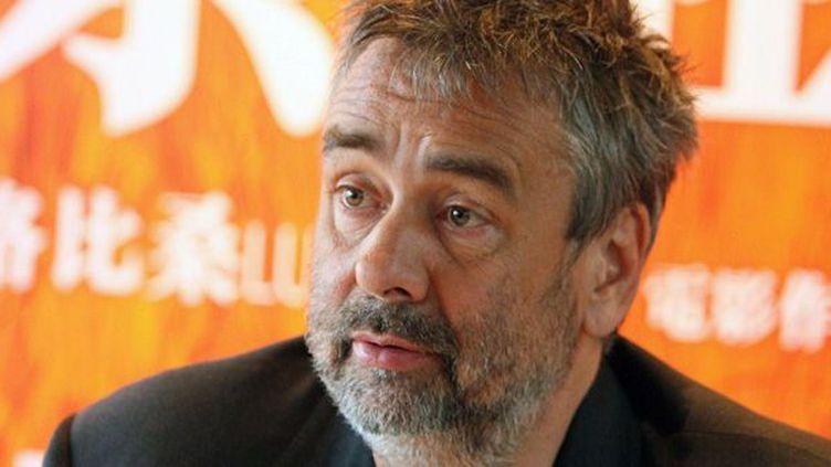 Luc Besson (février 2012)  (Alan Siu / EyePress / AFP)