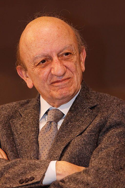 Samir Frangié en conférence au salon du livre à Paris en 2012. (Creative Commons Attribution 2.0 Generic license.)