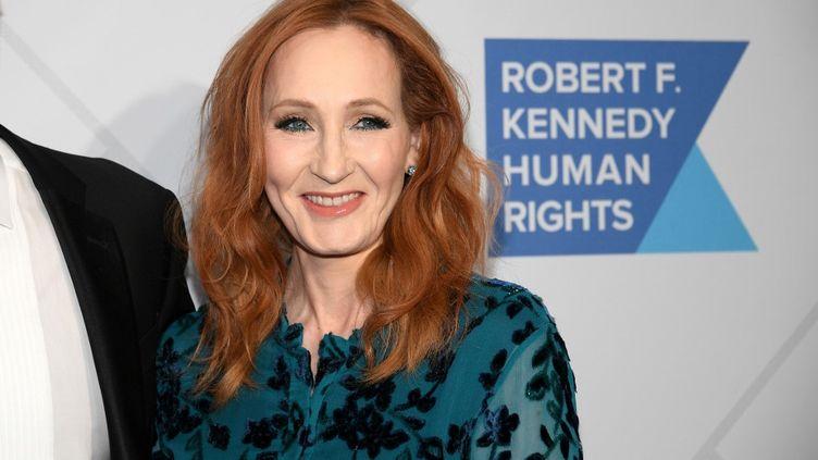 J.K. Rowling aux RFK Ripple of Hope Awards à New York (Etats-Unis), le 12 décembre 2019. (DIA DIPASUPIL / GETTY IMAGES NORTH AMERICA / AFP)