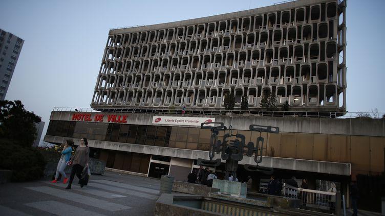 L'hôtel de ville de Bobigny, en Seine-Saint-Denis. (THOMAS SAMSON / AFP)