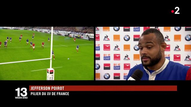 Rugby : deux mi-temps, deux ambiances