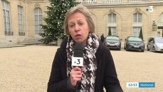 """Grève du 5 décembre : Emmanuel Macron """"convaincu de la nécessité"""" de la réforme des retraites"""