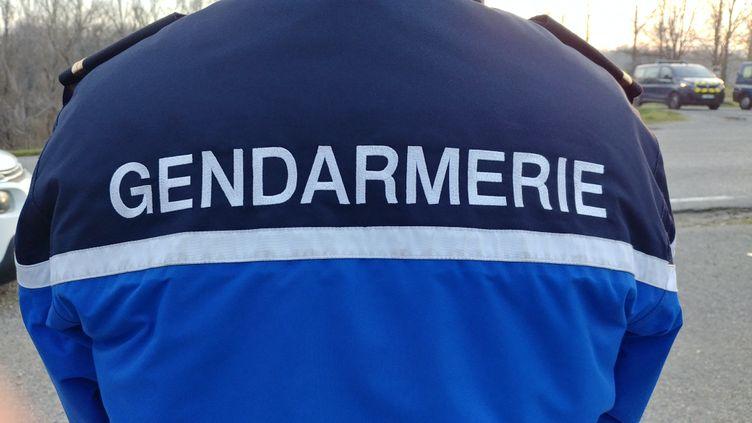 Pholo d'illustration, gendarmerie. (ADÈLE BOSSARD / FRANCE-BLEU DRÔME-ARDÈCHE)