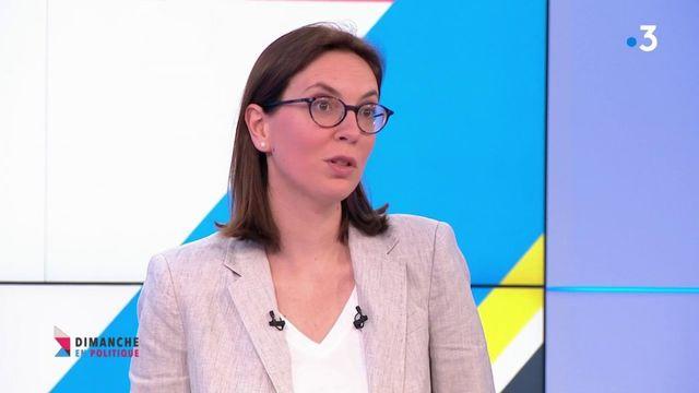 """""""La France n'a pas de candidat à la Commission européenne"""", annonce Amélie de Montchalin (LREM)"""