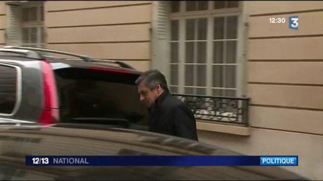 Affaire Penelope Fillon : qui pour remplacer François Fillon en cas de désistement ?