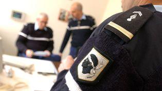 Gendarmerie en Corse (photo d'illustration). (OLIVIER LABAN-MATTEI / AFP)