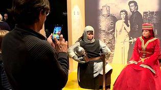 Plongez vous dans l'ambiance du Moyen-Âge à la Vilette  (France 3 / Culturebox)