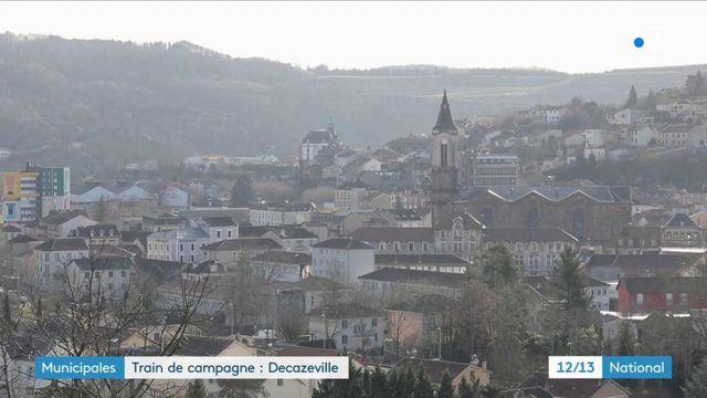 Muncipales : Decazeville, dans l'Aveyron, se bat contre la désertification