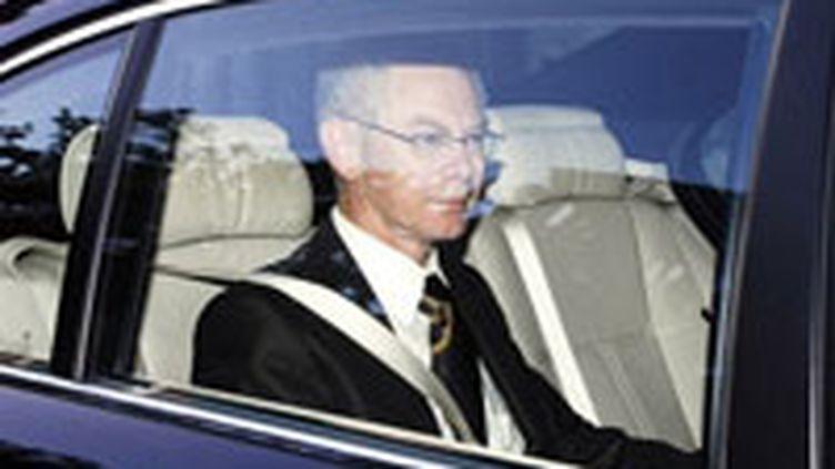 Herman Van Rompuy (AFP - E. Vidal)