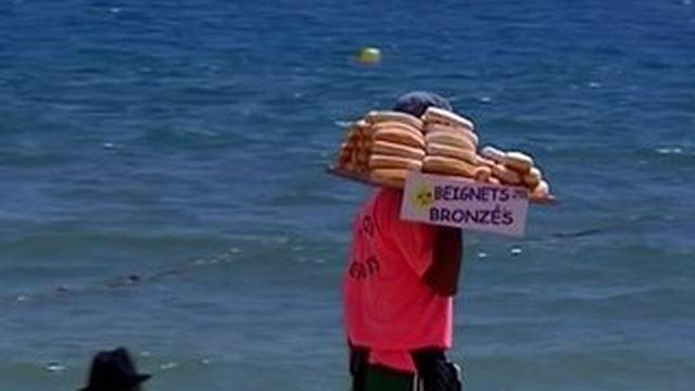Saint-Raphaël : les vendeurs de beignets se révoltent