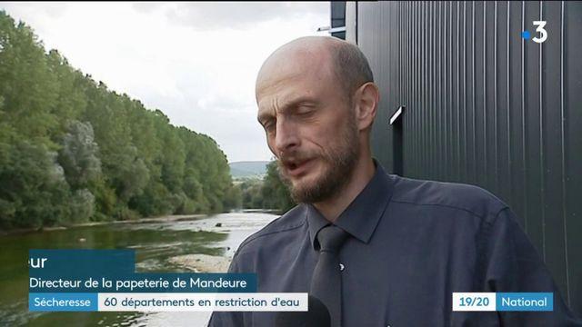 Sécheresse : 60 départements sont en restriction d'eau