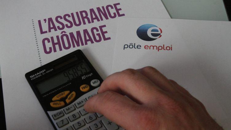Le calcul de son assurance chômage. (MAXPPP)