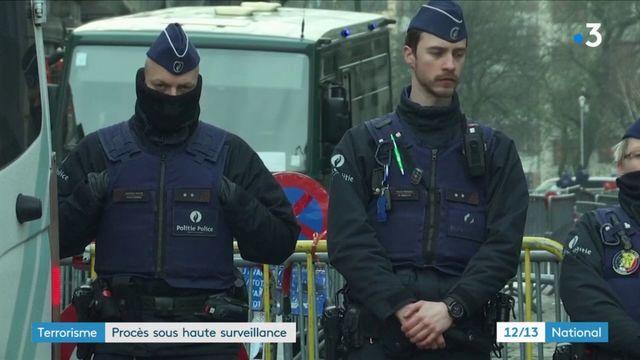 Terrorisme : Salah Abdeslam, un procès sous haute surveillance