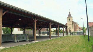 La Halle de Oisy dans le Nord va servir de bureau éléctoral (France 3 Hauts-de-France)
