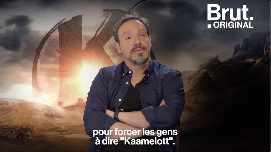 VIDEO. Alexandre Astier dit toute la vérité sur Kaamelott