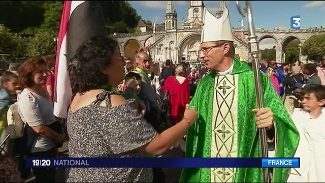 Pèlerinage de Lourdes : des chrétiens d'Orient présents pour l'Assomption