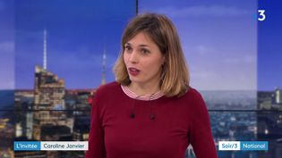 Caroline Janvier, députée LREM (France 3)