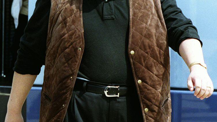 Kim Jong-nam, le demi-frère de Kim Jong-un, au Japon en mai 2001. (TOSHIYUKI KON / AFP)