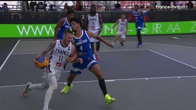 TQO Basket 3x3 : les meilleurs moments de France vs République dominicaine