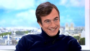 """Olivier Bourdeaut auteur de """"En attendant Bojangles""""  (France 2 )"""