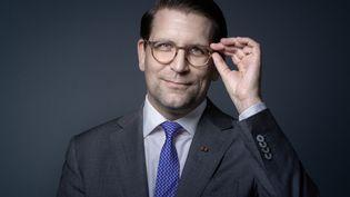 Alexander Neef en septembre 2020. (JOEL SAGET / AFP)