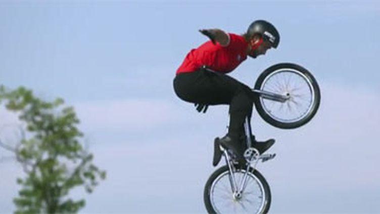 Le BMX Freestyle. (FRANCE 2)