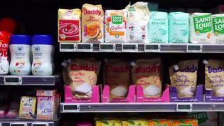 Alimentation : des traces d'un pesticide retrouvées dans certains sucres (France 3)