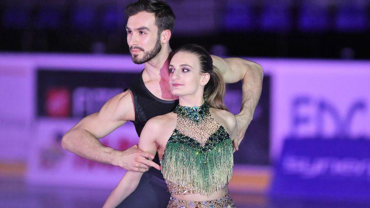 Gabriella Papadakis et Guillaume Cizeron (LAURENT LAIRYS / LAURENT LAIRYS)