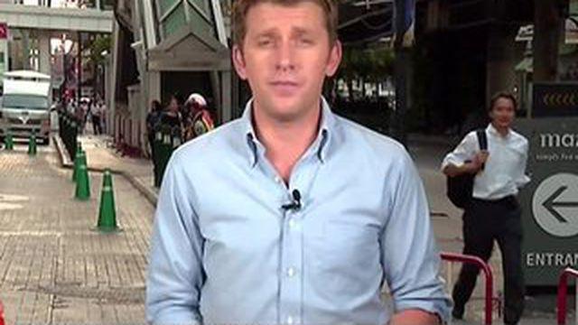 """Attentat à Bangkok : les """"chemises rouges"""" pointées du doigt"""