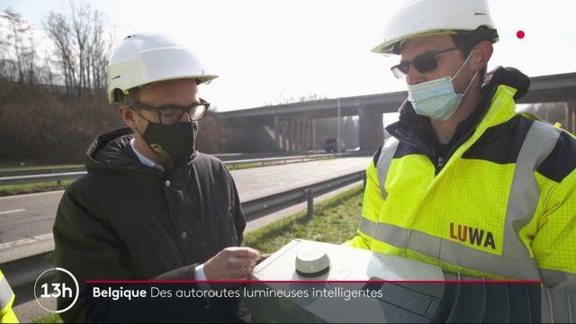 Environnement : en Belgique, un chantier dantesque pour des autoroutes moins énergivores