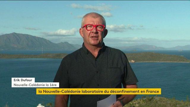 Le déconfinement va démarrer en Nouvelle-Calédonie