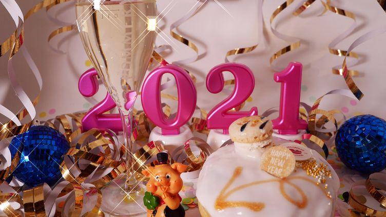 Réveillon du Nouvel An. (XAMAX / DPA / MaxPPP)